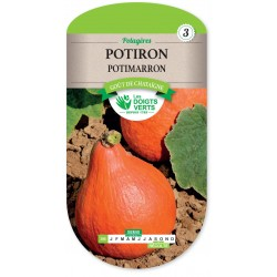 POTIRON POTIMARRON RED cat3