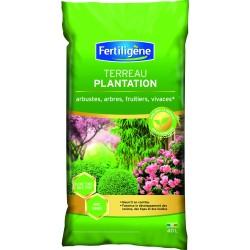TERREAU PLANTATION FERTILIGENE 40L