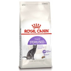 CROQUETTES CHAT STERILISED37 400G PRIX REDUIT ROYAL CANIN