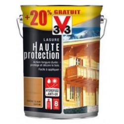LASURE HAUTE PROTECTION BOIS CHENE CLAIR 2,5L+20% V33