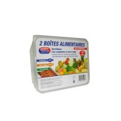BOITE ALIMENTAIRE 1.50L (X2)