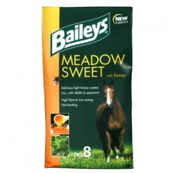 ALIMENT CHEVAL MEADOW SWEET WITH HONEY N8 20KG