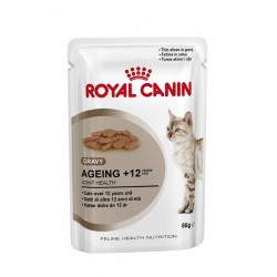 ALIMENT CHAT AGEING   +12  - 85G