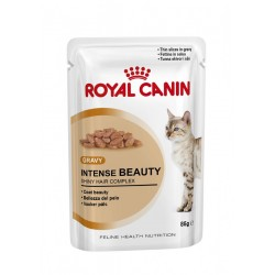 ALIMENT CHAT INTENSE BEAUTY 85G