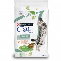 ALIMENT CHATS CAT CHOW STERILISED