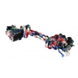 Corde à noeuds coton 26 cm