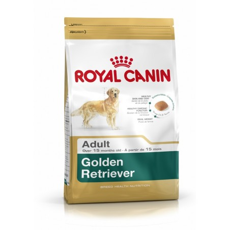 ALIMENT CHIEN GOLDEN RETRIEVER ADULT 12KG