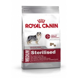 ALIMENT CHIEN MEDIUM STERILISED 3 KG