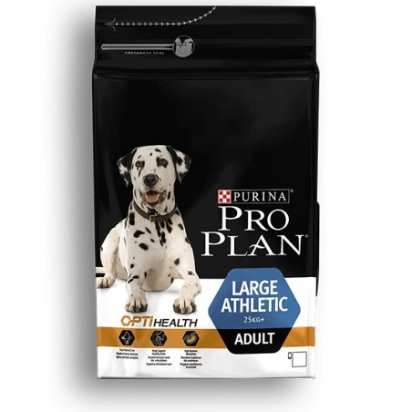 CROQUETTES PROPLAN CHIEN LARGE ADULT ATHLETIC 14KG PURINA