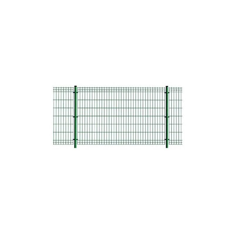 GRILLAGE PANNEAU GRIS 1.22MX2M M.50X200 D4MM CLASSIC