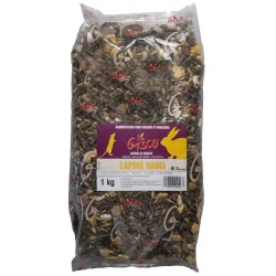 ALIMENT LAPIN NAIN/COCHON INDE 1KG