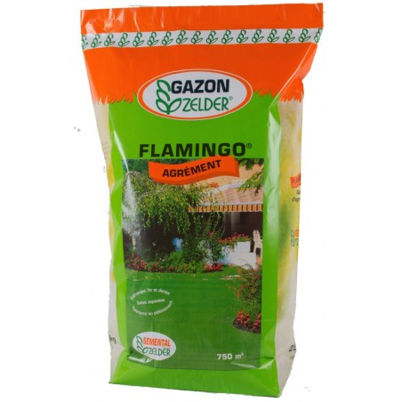 GAZON RUSTIQUE ET AGREMENT FLAMINGO 25KG