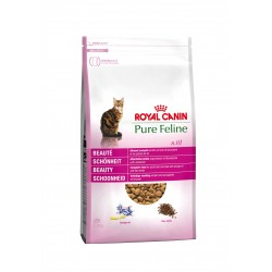 ALIMENT CHAT PURE FELINE N 1 BEAUTE 3 KG