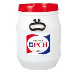 PCH GRANULE SANS STABILISANT HYPOCHLORITE 25KG