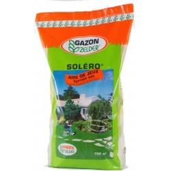 GAZON TERRAIN SEC SOLERO 25KG