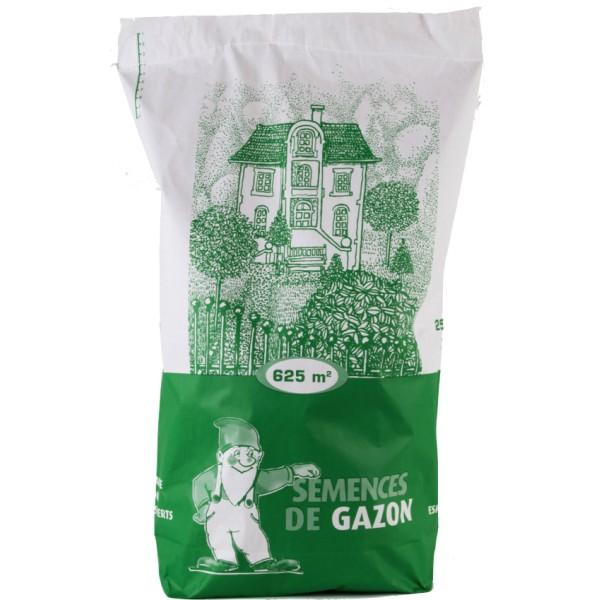 Melange semences gazon promo 25 kg p le vert cugnaux for Gazon 25 kg