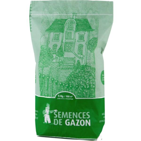 melange semences gazon promo 5 kg p le vert cugnaux. Black Bedroom Furniture Sets. Home Design Ideas