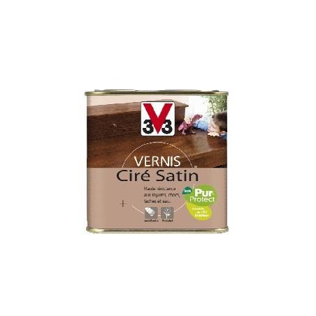 VERNIS CIRE 0.25L