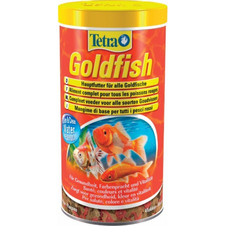 TETRA GOLDFISH 1L