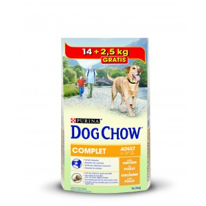 DOG CHOW COMPLET CHICKEN 14KG