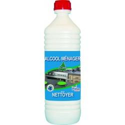 ALCOOL MÉNAGER PIN VERT 1L