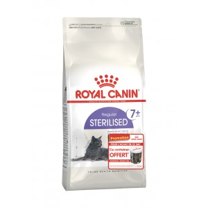 ALIMENT CHAT STERILISED 7+ 3,5KG