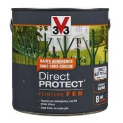 PEINTURE FER-DIRECT PROTECT BRILLANT - ANTHRACITE 250ML V33