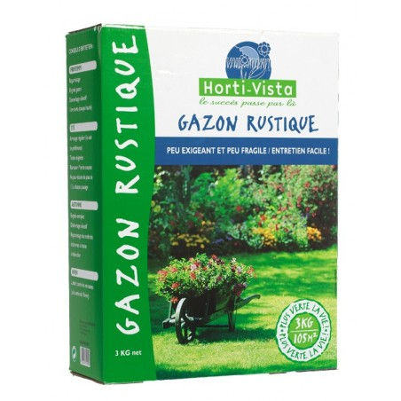 GAZON RUSTIQUE DETENTE 5KG