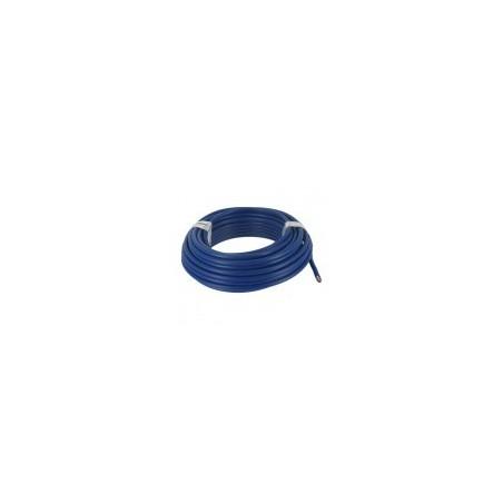 CABLE HO7 VU1.5 BOB 100M BLEU