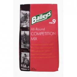 ALIMENT CHEVAL ALL ROUND COMPETITION MIX N9 20KG