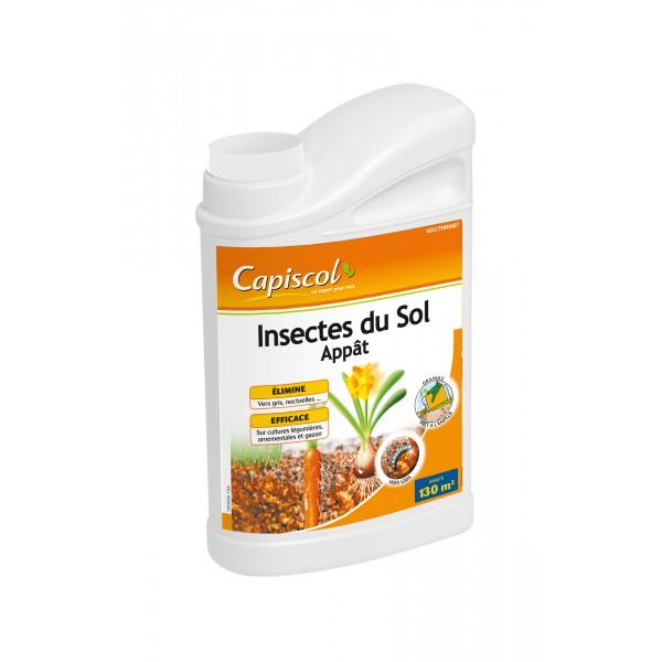 Insectes du sol mini granules p le vert cugnaux for Traitement vers du sol