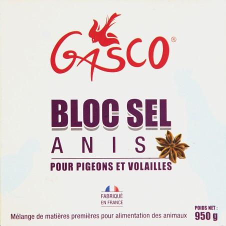 SEL ANISE BLOC 900G GASCO