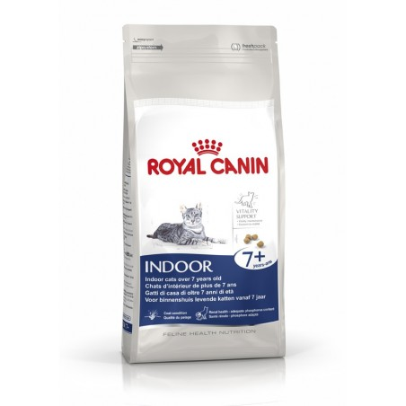 CROQUETTES CHAT INDOOR  7 1K500 ROYAL CANIN