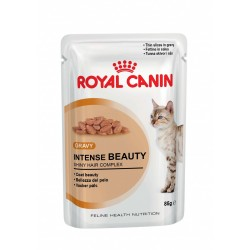 ALIMENT CHAT INTENSE BEAUTY 12X85G