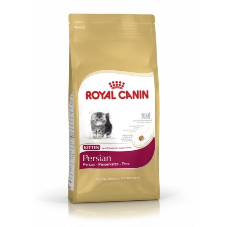 CROQUETTES CHAT KITTEN PERSIAN 400GR ROYAL CANIN