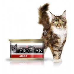 PROPLAN CHAT HUMIDE ADULT 85G