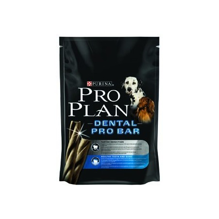 FRIANDISES CHIEN PROPLAN DENTAL PRO BARRE 150GR PURINA