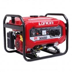 GROUPE ELECTROGENE LONCIN 3000-DCS 2.3KW