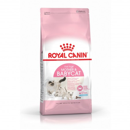 CROQUETTES CHATON MOTHER & BABYCAT 400G ROYAL CANIN