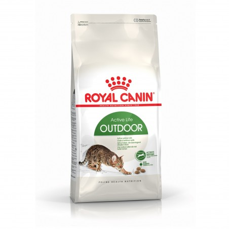 CROQUETTES CHAT OUTDOOR 2KG ROYAL CANIN