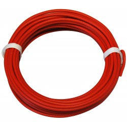 CABLE HO7 V-U 1X2.5MM  ROUGE 10M