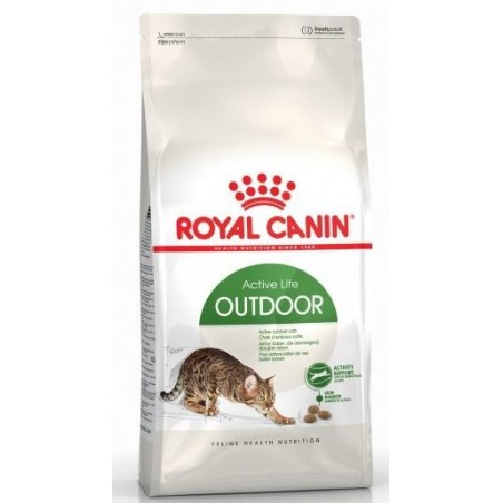 CROQUETTES CHAT OUTDOOR 400G ROYAL CANIN