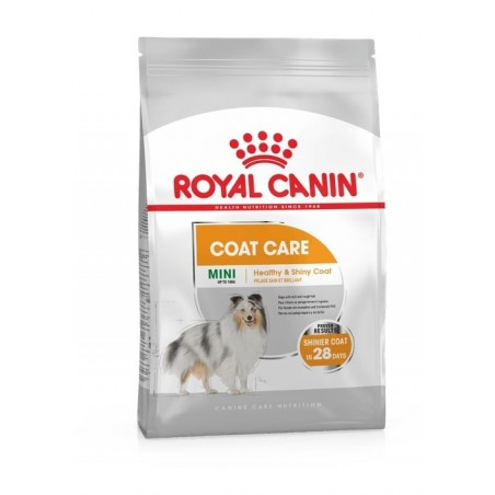 ALIMENT CHIEN MINI COAT CARE 3KG