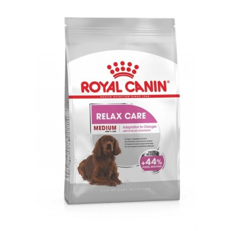 ALIMENT CHIEN MEDIUM RELAX CARE 10KG
