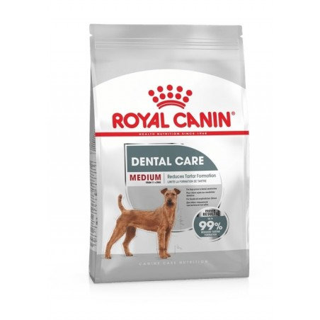 ALIMENT CHIEN MEDIUM DENTAL CARE 10KG