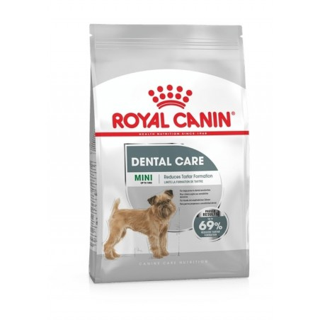ALIMENT CHIEN MINI DENTAL CARE 3KG