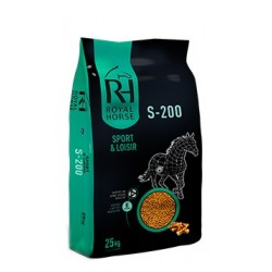 ALIMENT GRANULE CHEVAL CHAMPION 25KG ROYAL HORSE
