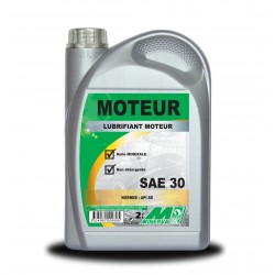 HUILE MONOGRADE SAE 30 2L