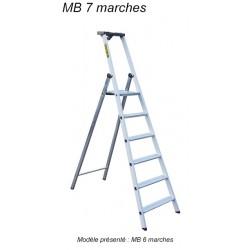 ESCABEAU ALU MB 7 MARCHES