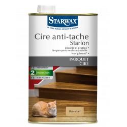 CIRE STARLON LIQ.BOIS CLAIR